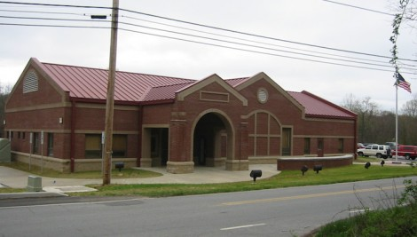 Swannanoa Fire Station
