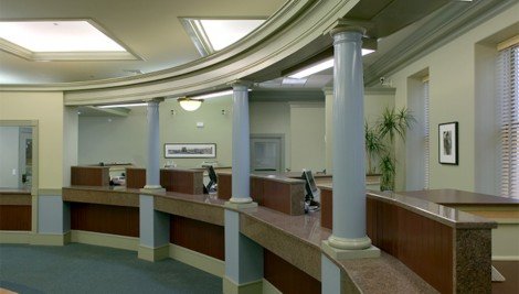 Asheville Savings Bank Downtown Office