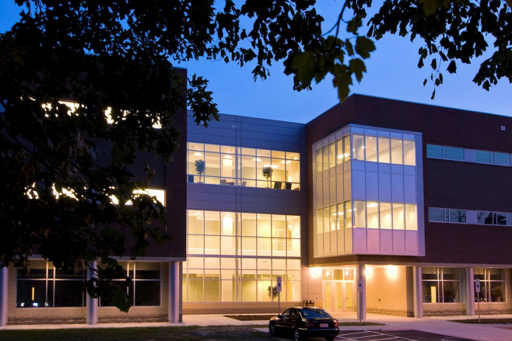 Blue Ridge Community College Tech Bldg