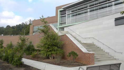WCU Health & Gerontological Science Building