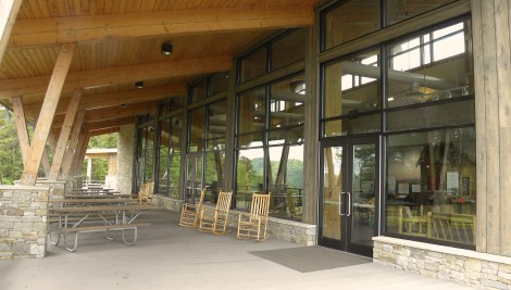 Gorges State Park Visitor's Center