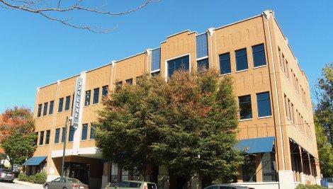 120 Coxe Ave. Building