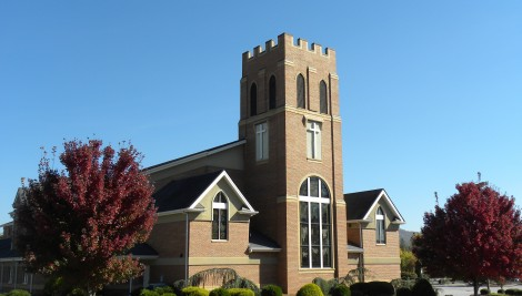 Fletcher First Baptist Church Addition
