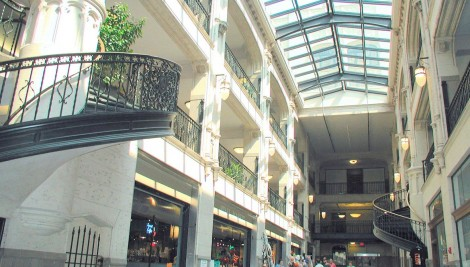 Grove Arcade Renovation