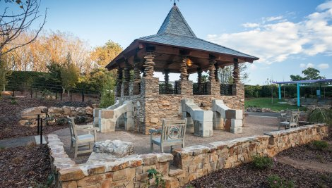 Lost Hollow – Kimbrell Children's Garden