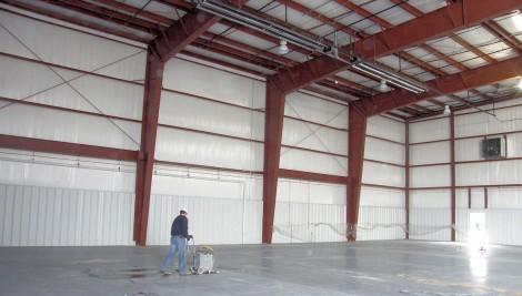 Landmark Aviation Hangar