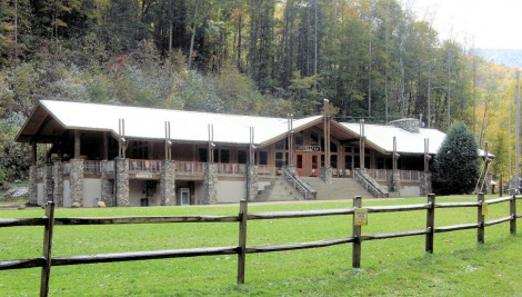 Camp Daniel Boone Dining Hall