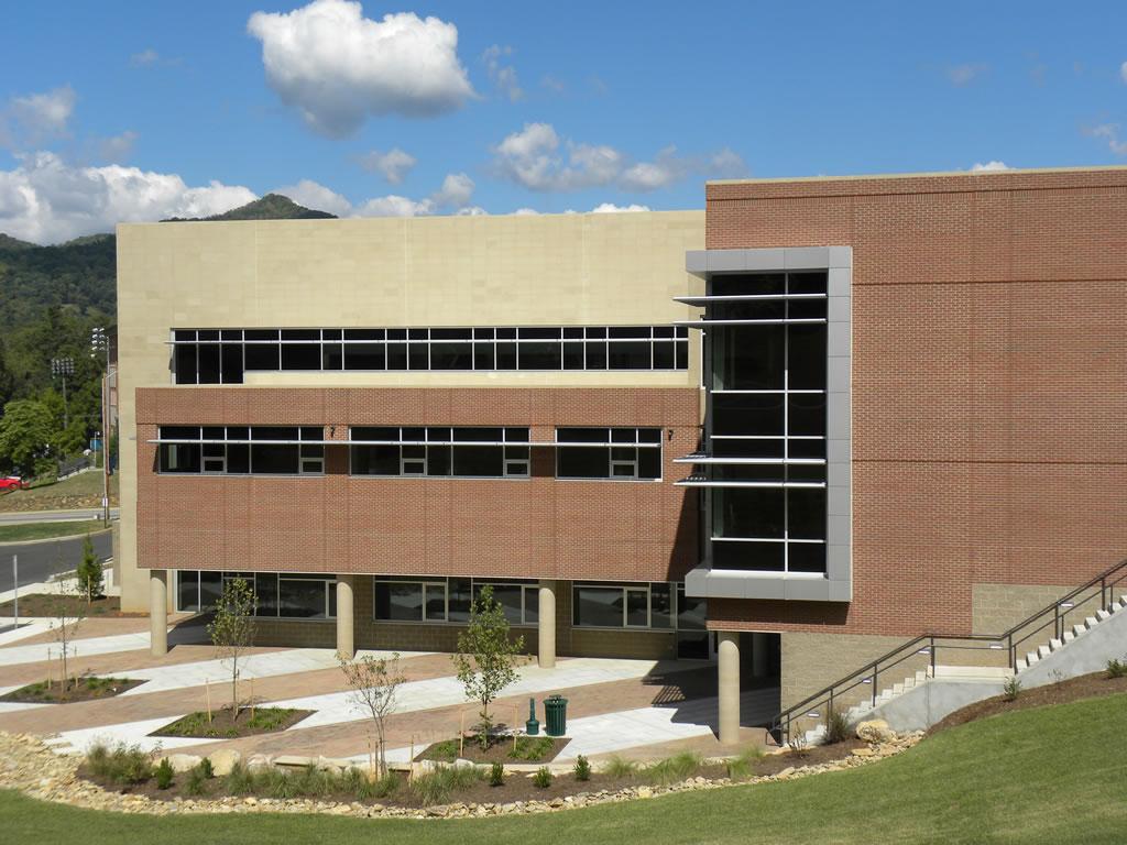 Ferguson Health Sciences Center - Kloesel Engineering