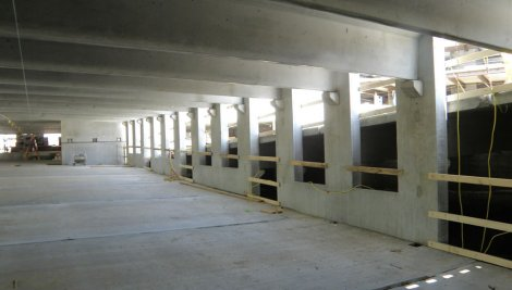 City Centre Parking Deck